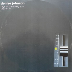 Denise Johnson - Rays Of The Rising Sun - Magnet - SAM 1344