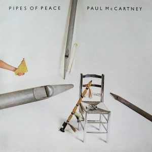 Paul McCartney - Pipes Of Peace - Parlophone - PCTC 1652301, MPL - PCTC 1652301