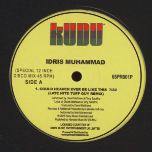 Idris Muhammad - Could Heaven Ever Be Like This - Kudu - 65PR001P