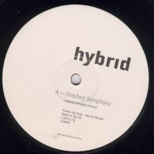 Hybrid - Finished Symphony - Distinct'ive Records - DP52/2