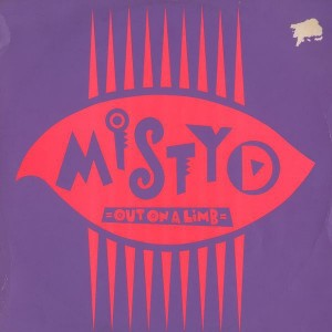 Misty D - Out On A Limb - Island Records - 12 IS 425, Mango Street - 12IS 425