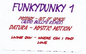 Various - Funkydunky 1 - Not On Label - FUNKYDUNKY 01, Not On Label - 62608