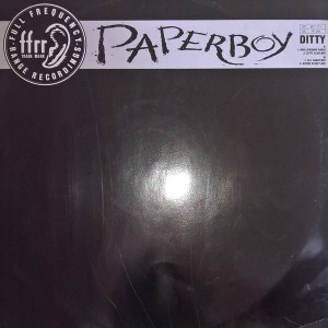 Paperboy - Ditty - FFRR - FX 208