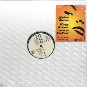 Nathan Haines - Earth Is The Place (Jon Cutler Remixes) - Wave Music - WM50107-1