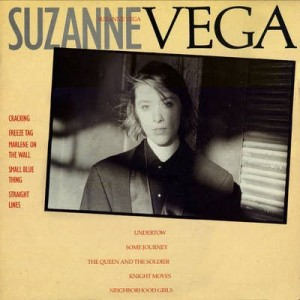 Suzanne Vega - Suzanne Vega - A&M Records - AMA 5072