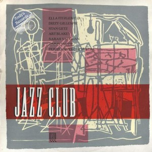 Various - Jazz Club - Club - JABB 3, Club - 816 081-1