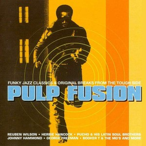 Various - Pulp Fusion - Harmless - HURTCD003