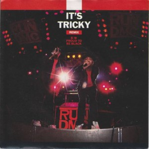 Run-DMC - It's Tricky - London Records - LON 130, London Records - 886 153-7