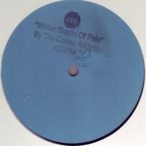 The Colour Addicts - Whiter Shade Of Pale - I.M.W. - IMWD 12-092