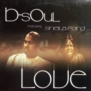 B-Soul Featuring Sheila Ford - Love - Poji Records - PJ019