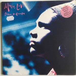 Monie Love - Down To Earth - Cooltempo - CTLP 14, Cooltempo - CTLPD 14, Cooltempo - 3217201