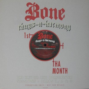 Bone Thugs-N-Harmony - 1st Of Tha Month - Ruthless Records - XPR 2257, Epic - XPR 2257