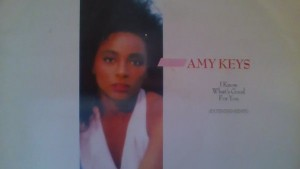 Amy Keys - I Know Whats Good For You - Epic - 655200 6