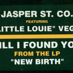 Jasper Street Co. Featuring Louie Vega - Till I Found U - Basement Boys Records - BBR-029