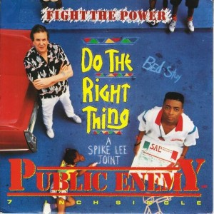 Public Enemy - Fight The Power - Motown - ZB 42877