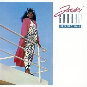 Jaki Graham - Breaking Away - EMI - EMC 3514