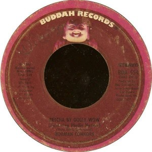 Norman Connors - Betcha By Golly Wow / Kwasi - Buddah Records - BDA 554