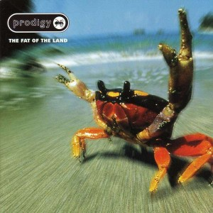 The Prodigy - The Fat Of The Land - XL Recordings - XLCD 121