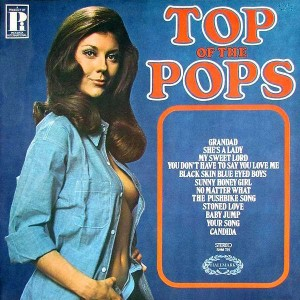The Top Of The Poppers - Top Of The Pops Vol. 15 - Hallmark Records - SHM 725