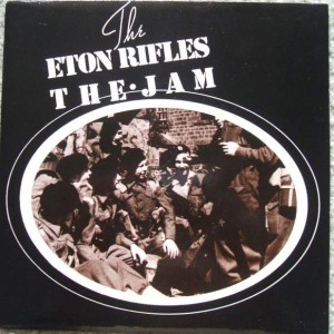 The Jam - The Eton Rifles - Polydor - POSP 83