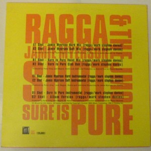 Ragga And The Jack Magic Orchestra - Shot - EMI - 12RJM01