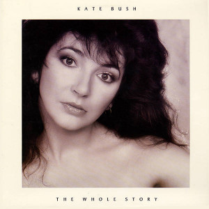 Kate Bush - The Whole Story - EMI - KBTV 1, EMI - 26 1201 1