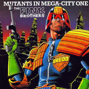 The Fink Brothers - Mutants In Mega-City One - Zarjazz - JAZZ 2-12, Virgin - JAZZ 2-12
