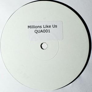 Millions Like Us - Don't Let Go - Quantum - QUA001