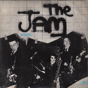 The Jam - In The City c/w Takin' My Love - Polydor - 2058 866