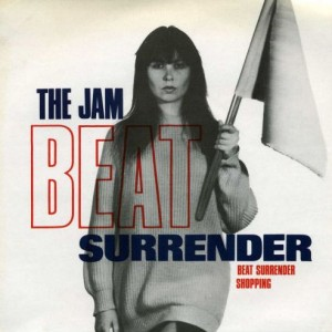 The Jam - Beat Surrender - Polydor - POSP 540, Polydor - 2059 575