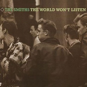 The Smiths - The World Won't Listen - Rough Trade - Rough 101, 2564665881