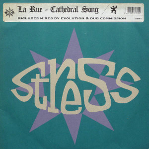La Rue - Cathedral Song - Stress Records - 12 STR 17