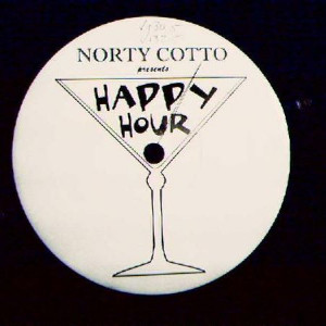 Norty Cotto Presents Happy Hour - Happy Hour - Cutting Records - CR-455EP