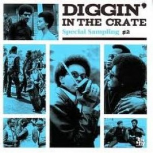Various - Diggin' In The Crate: Special Sampling Vol. 2 - Hi & Fly Records - H&F 0013