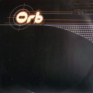 The Orb - Toxygene - Island Records - 12 IS 652 DJ