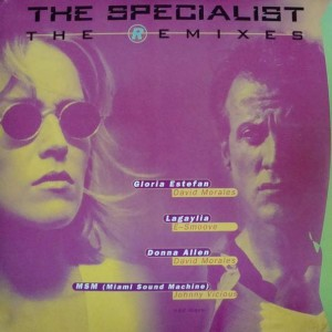 Various - The Specialist: The Remixes - Epic Soundtrax - E 66814, Epic Soundtrax - E 66815