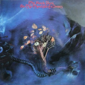 The Moody Blues - On The Threshold Of A Dream - Deram - SML 1035, Deram - SML. 1035