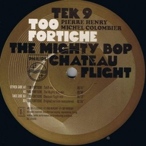 Pierre Henry & Michel Colombier - Too Fortiche - Philips - 456 351-1