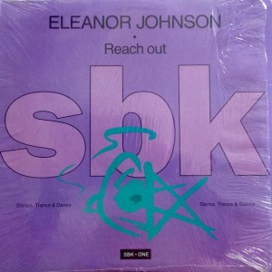 Eleanor Johnson - Reach Out - SBK Records - V-19713