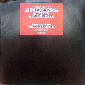 Romatt - The Passion EP - Nite Grooves - KNG 117