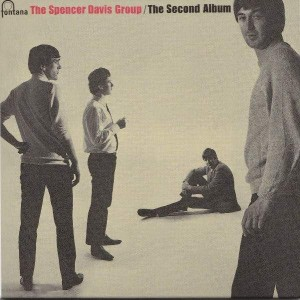 The Spencer Davis Group - The Second Album - Fontana - TL 5295, Fontana - 687 362 TL