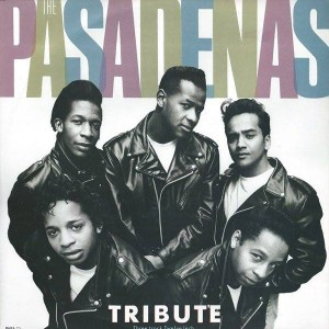 The Pasadenas - Tribute - CBS - PASA T1