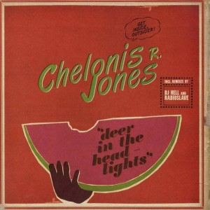 Chelonis R. Jones - Deer In The Headlights - Get Physical Music - GPM 039-6
