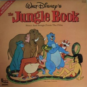 Various - The Jungle Book - Disneyland - SHM 937, Pickwick Records - SHM 937