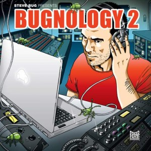Steve Bug - Bugnology 2 - Poker Flat Recordings - PFRCD16