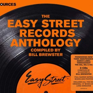 Various - The Easy Street Records Anthology - Harmless - HURTXCD 133