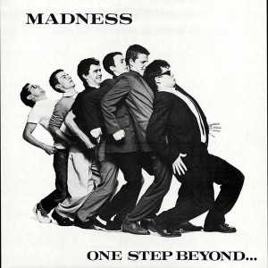 Madness - One Step Beyond... - Stiff Records - SEEZ 17