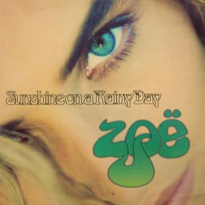 Zoë - Sunshine On A Rainy Day - M&G - MAGX 6, Polydor - 877 953-1, WAU! Mr. Modo Recordings - 877 953-1