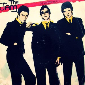 The Jam - The Modern World - Polydor - 2058 945