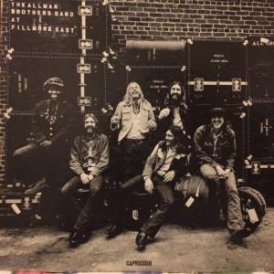 The Allman Brothers Band - The Allman Brothers Band At Fillmore East - Capricorn Records - SD 2-802